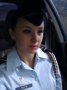 Alessia Gia AIR FORCE